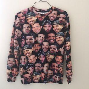 Sweaters - Amazing Drake Custom made Top